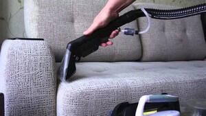 профессиональная химчистка диванов и кресел в п. Строитель и Сургуте - сколько стоит, какое оборудование мы используем, отзывы