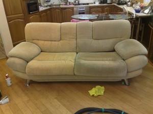 чистка диванов и другой мягкой мебели в Лесном