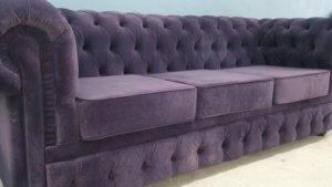 Профессиональная чистка диванов из флока в Сургуте 366-946